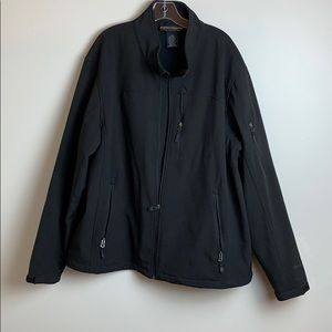 Free Country Outdoor XXL Black Jacket